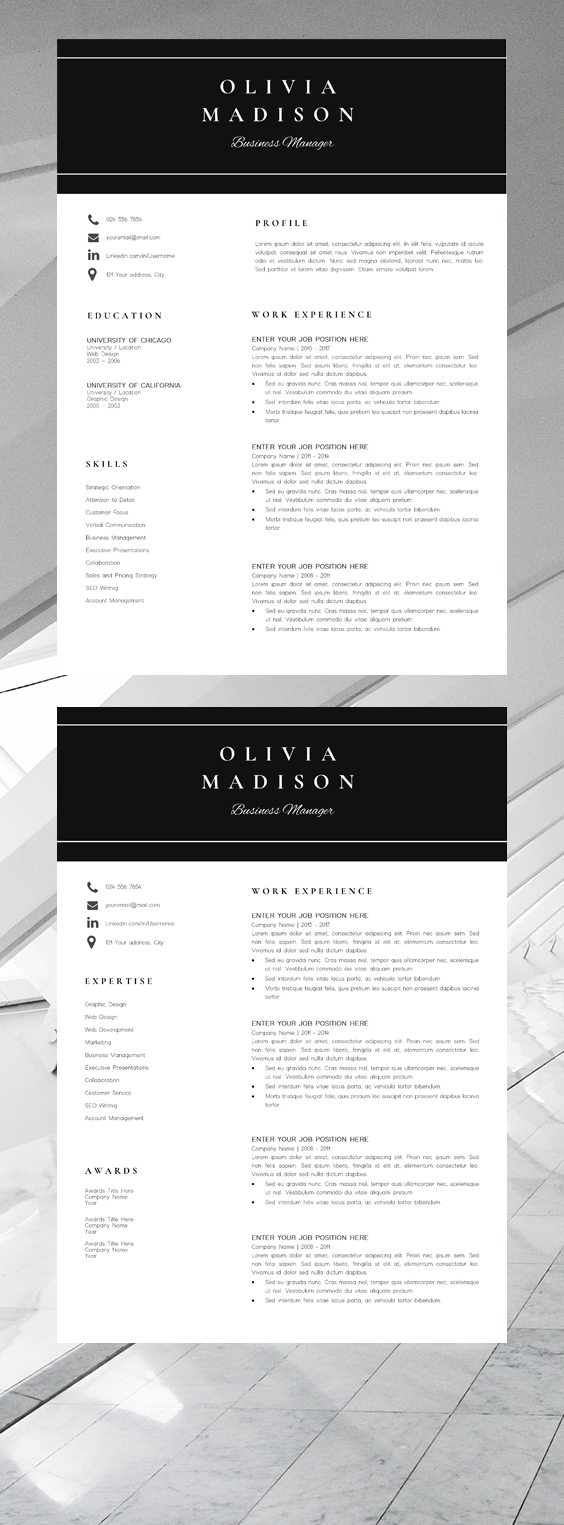 Creative resume writing services