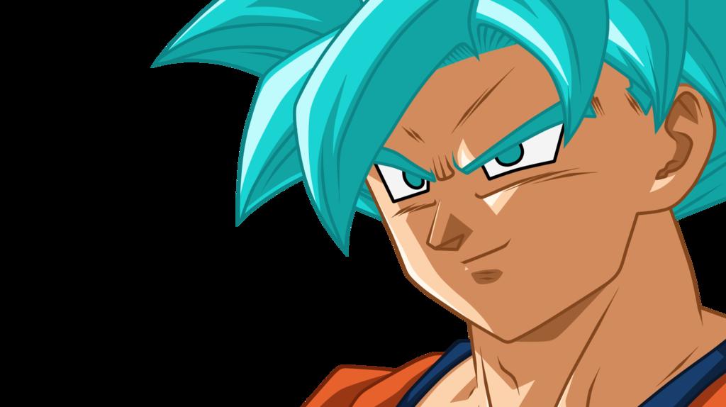 Goku Ssj Blue By Monstkem Goku Super Saiyan Blue Dragon Ball