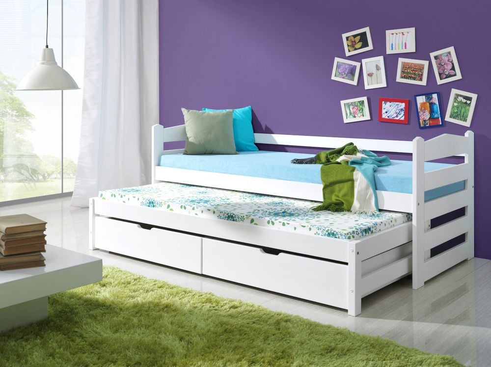 Image Result For Childrens Beds With Extra Bed Underneath Wooden