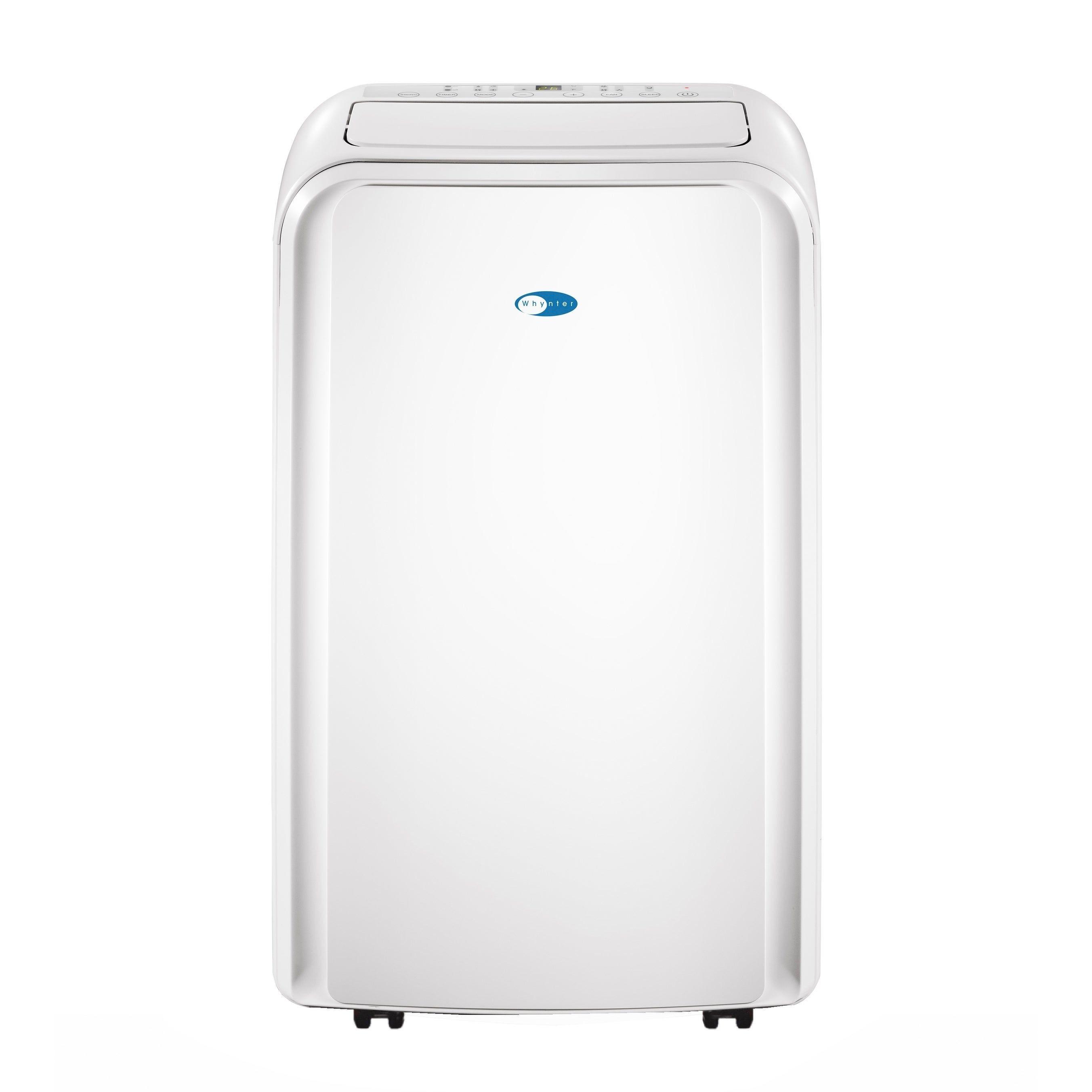 Whynter 12,000 BTU Dual Hose Portable Air Conditioner with