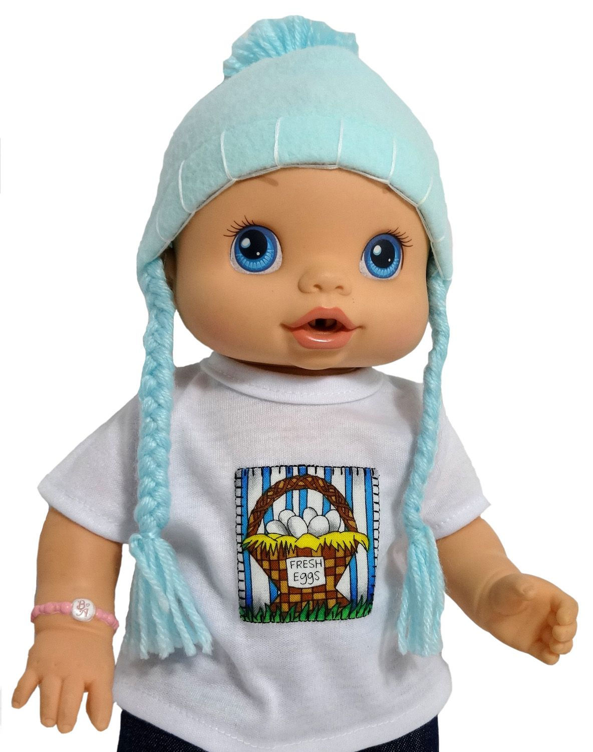 Beanie Blue (With images) Baby dolls, Baby alive dolls