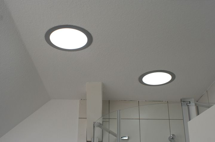 deckenbeleuchtung led panels beleuchtung selbst bauen