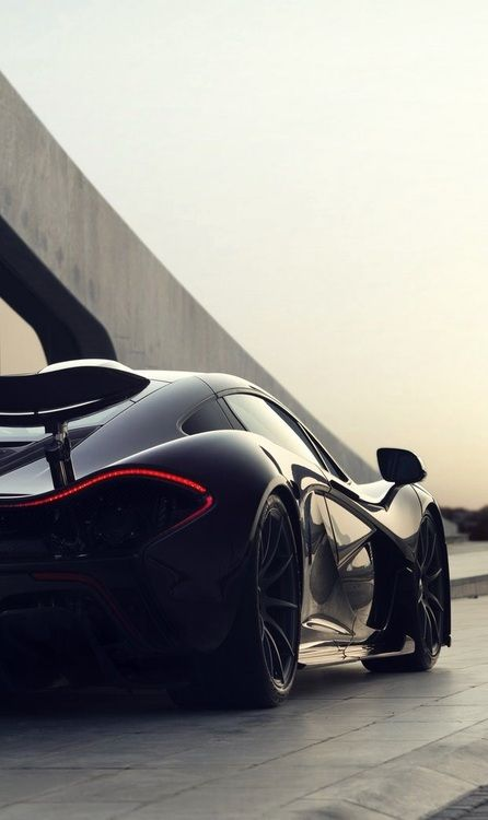 The Powerful McLaren P1