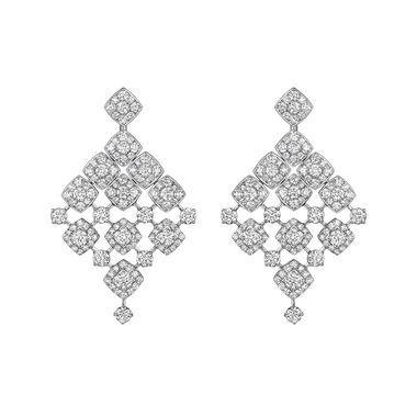 Chanel Signature Dangling earrings
