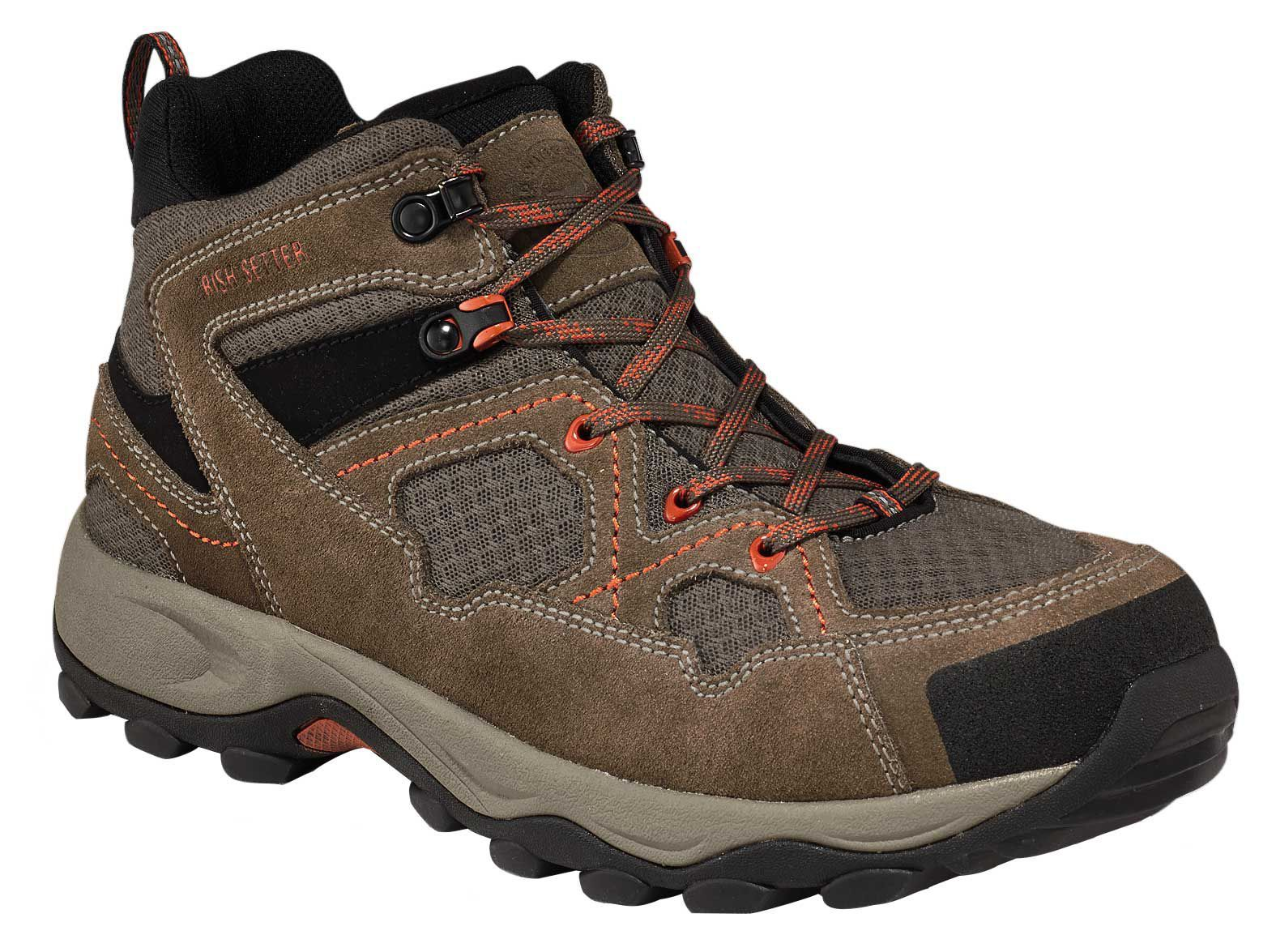 Irish Setter Men's Afton Steel Toe Work Boots, Size 14.0