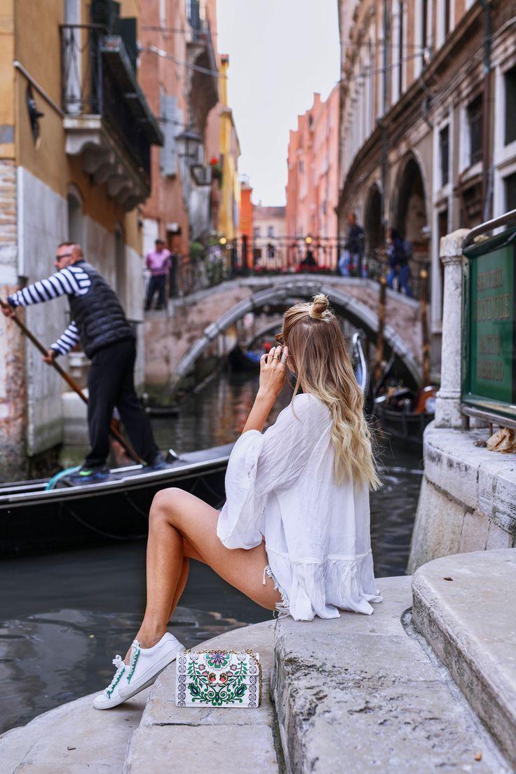 Photo of Getting lost in the maze | Venice – leonie hanne – haute couture