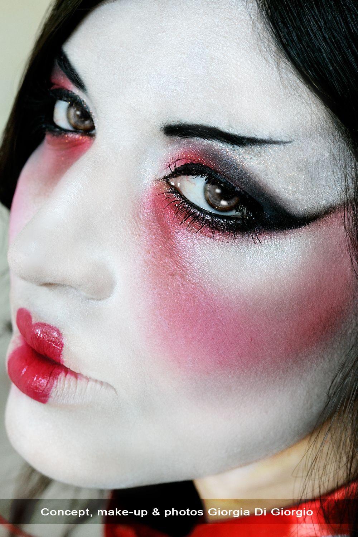 MakeUp Artist Körpermalerei, Masken, Beauty and fashion