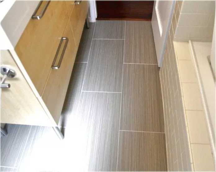 Tile Is A Tough Unforgiving Floor Dropped Glasses And Dishes Wont Survive And Lengthy Hours Of Meals Prep Co Tile Floor Flooring Ceramic Tile Floor Bathroom