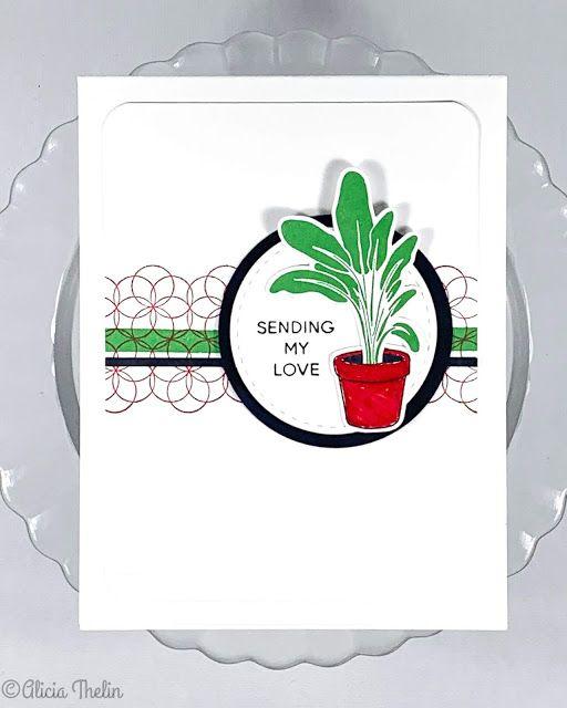 sending my love  greeting cards handmade card sketches