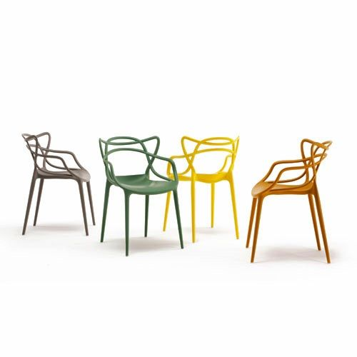 Masters Chairs By Philippe Starck For Kartell Kartell Masters Chair Masters Chair Kartell Chairs