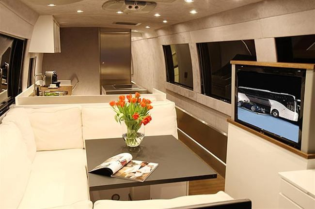 home design ideas, luxurious volkner mobil performance bus