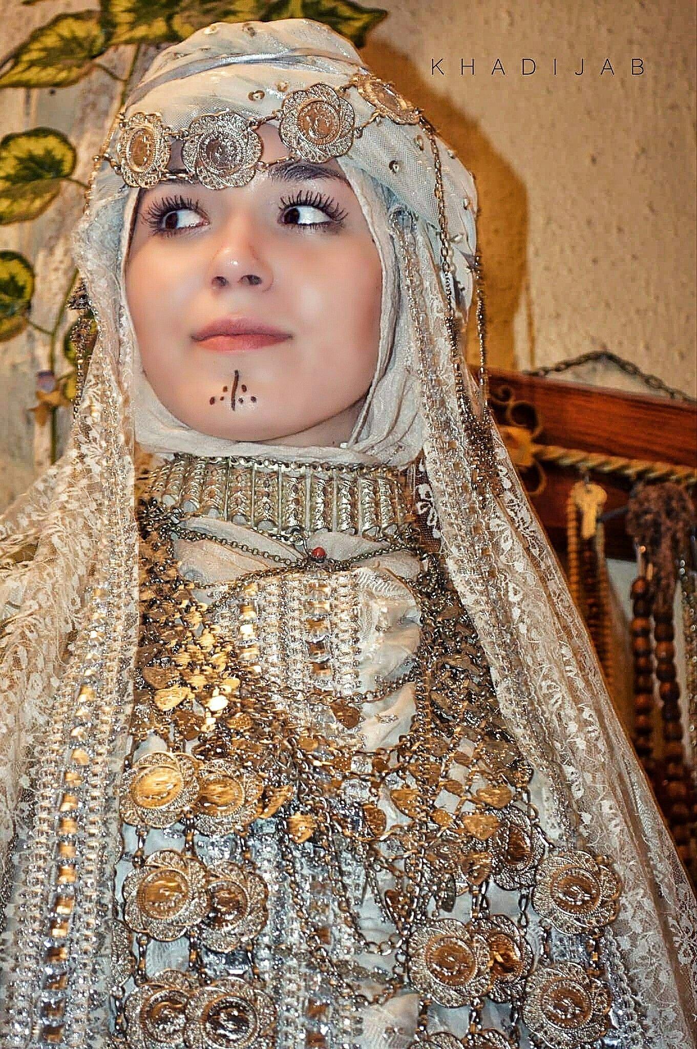 Algerian Saharian Bridal Dress   FASHION , MODE , MODA   Pinterest ...