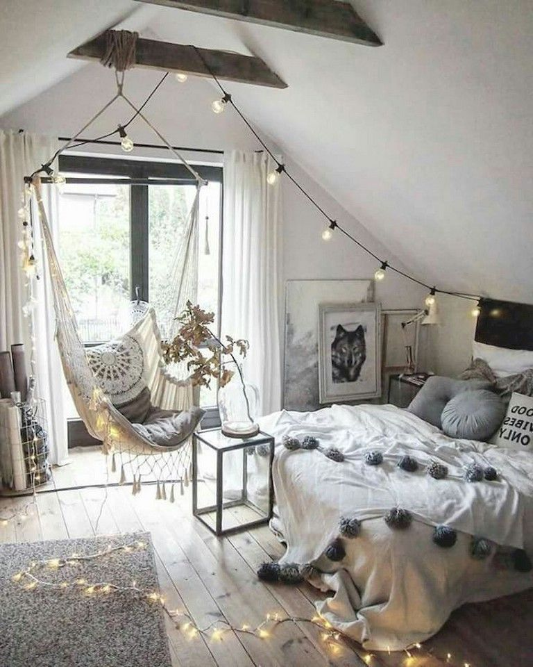 89 Cozy Romantic Bohemian Style Bedroom Decorating Ideas Bohemian Style Bedrooms Bedroom Decor Bedroom Decor Design