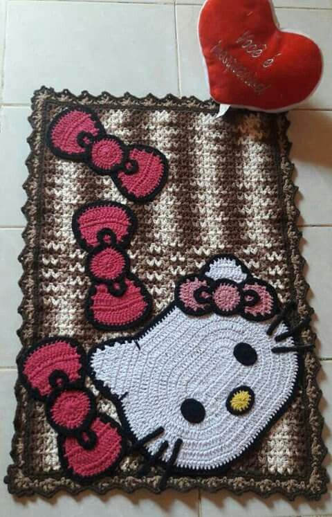 hello kitty tapet
