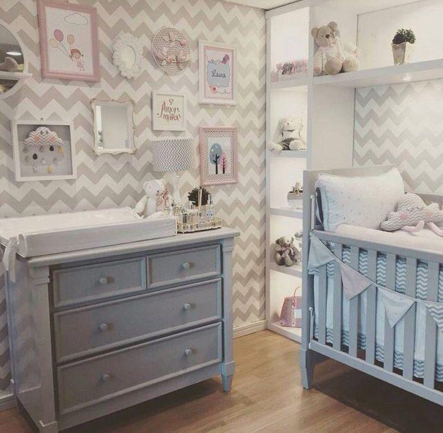 babyzimmer wohnzimmer ideen kinderzimmer babyzimmer zimmereinrichtung chevron ems instagram kinderzimmer fr babys - Babyzimmer Im Wohnzimmer
