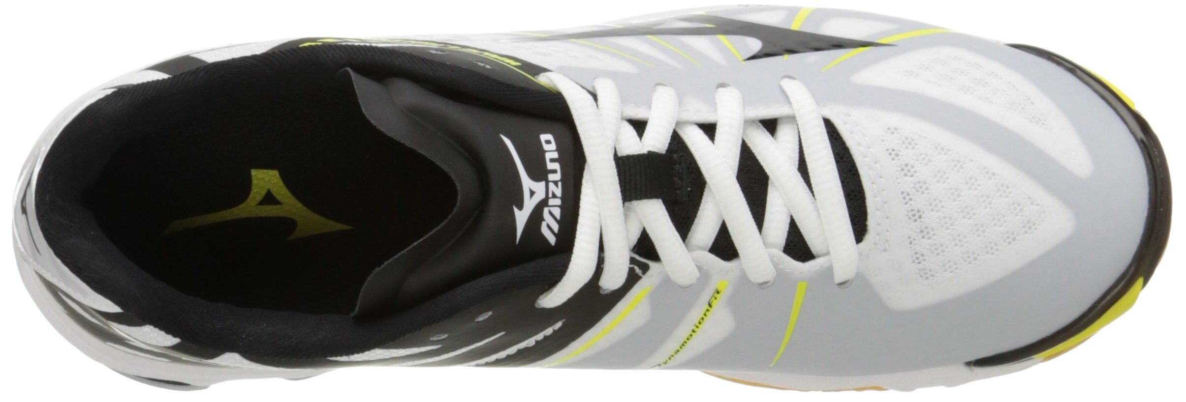 Mizuno Womens Wave Lightning Z Woms Whbk Volleyball Shoe White Black 13 Bm Us Read More Reviews Of The Product By Visiting Th Volleyball Shoes Mizuno Women
