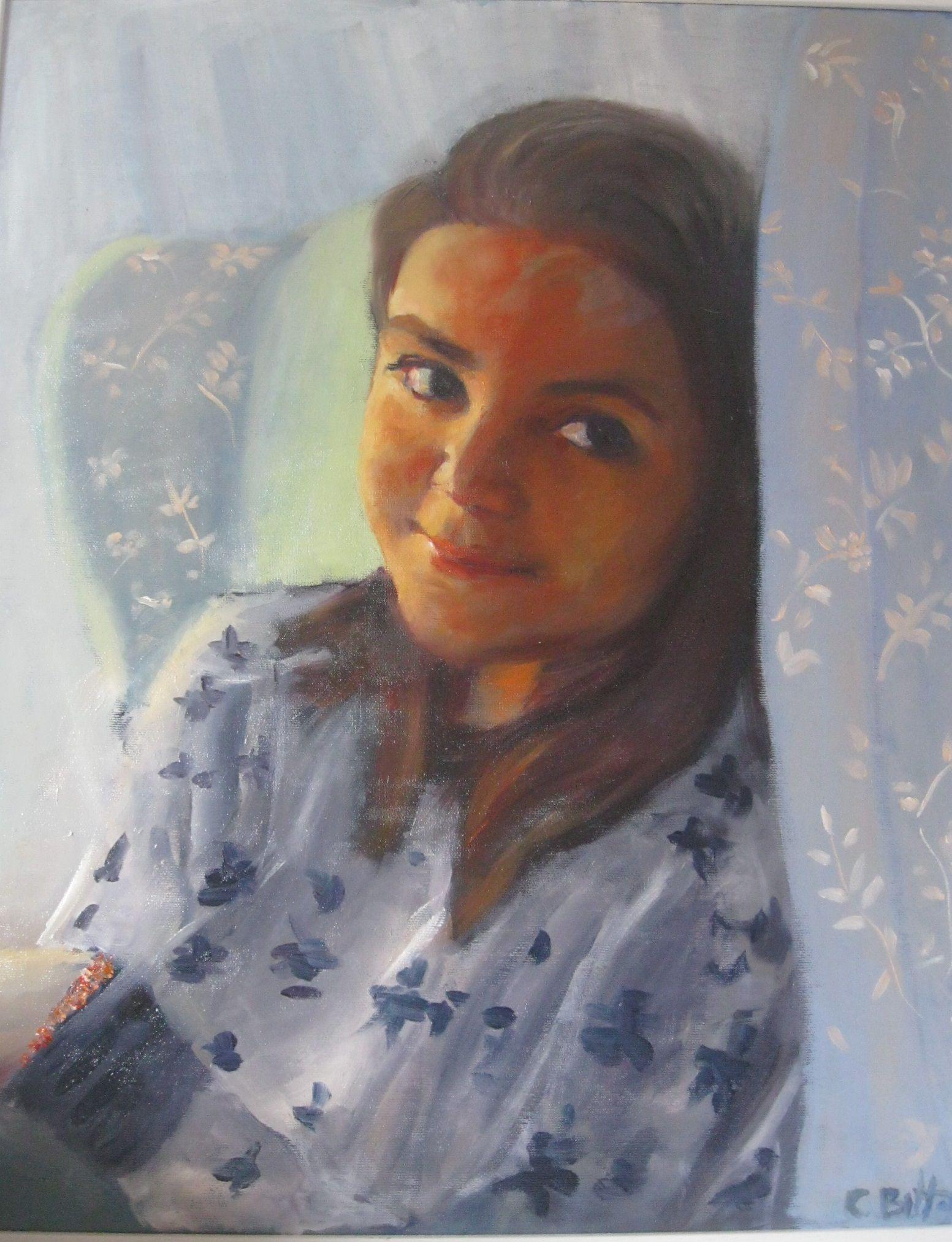 Il ritratto di Matilde, mia nipote