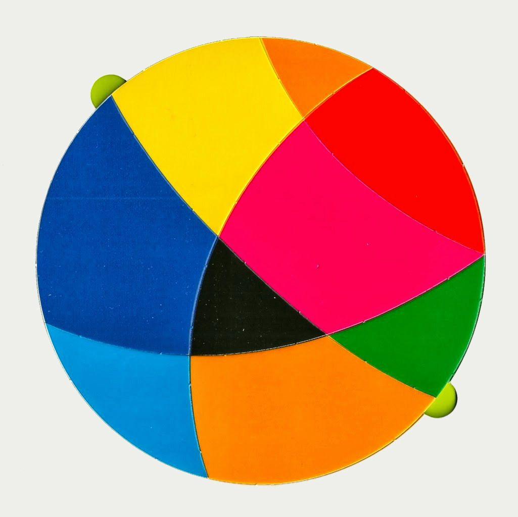 Katsumi Komagata, Reverso: 4 puzzles recto verso pour jouer avec les ...