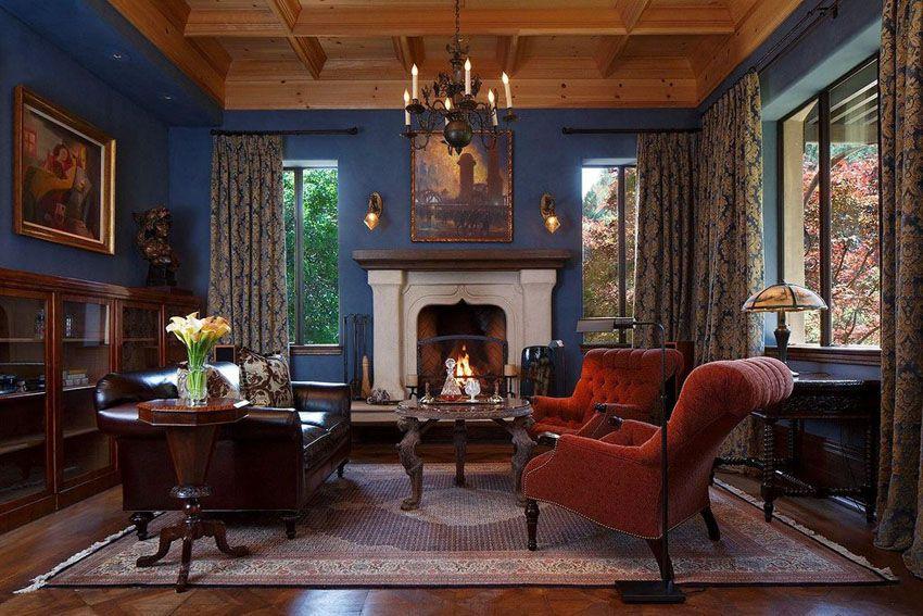 26 Blue Living Room Ideas Interior Design Pictures Blue Living Room Blue Walls Living Room Brown And Blue Living Room