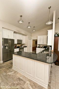 Siebert Home Remodel (Waypoint) - traditional - kitchen - orlando ...