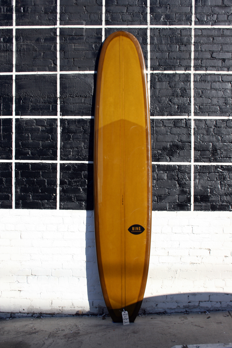 Bing Surfboards California Square Length 9 4 Width 22 3 4
