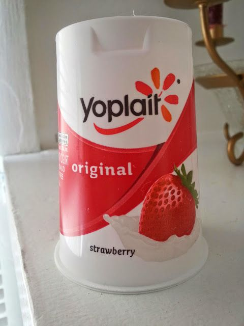 Pin By Kim Walker On Yogurt Cup Diy Yoplait Yogurt Yoplait Yogurt Cups