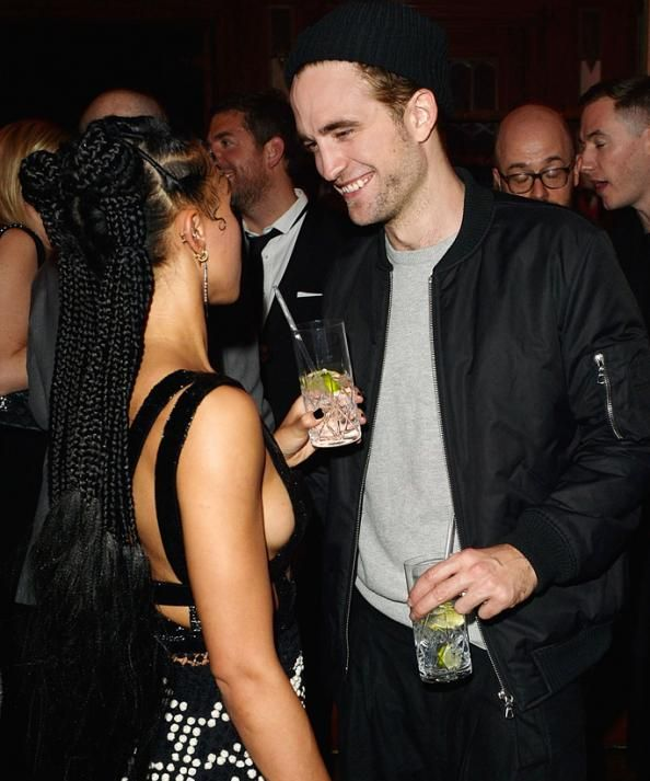 Robert Pattinson and FKA Twigs Aren't the Only Celebs to Have a Whirlwind Romance  #InStyle