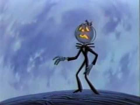 Tiny Toons Nightmare Before Christmas Spoof