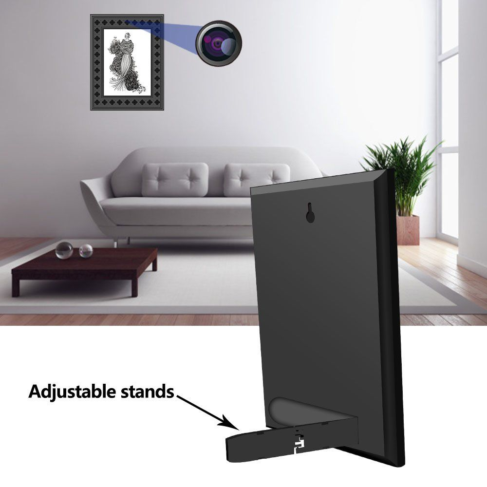 Home Security Camera Night Vision Wireless IP WIFI Room Nanny