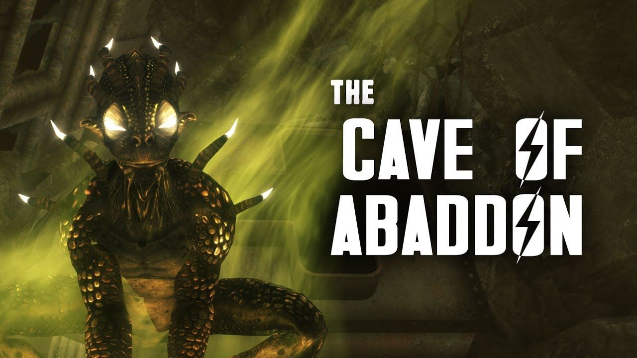 Lonesome Road Part 5: The Cave of Abaddon - Fallout New ...