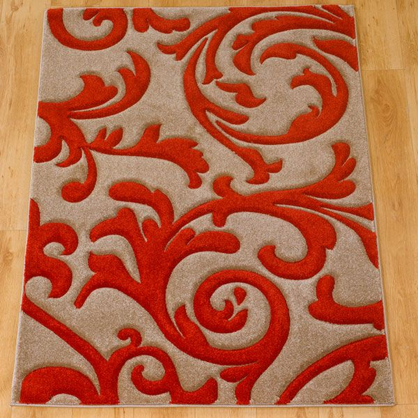 Red Reflection Rug Dunelm Mill Our