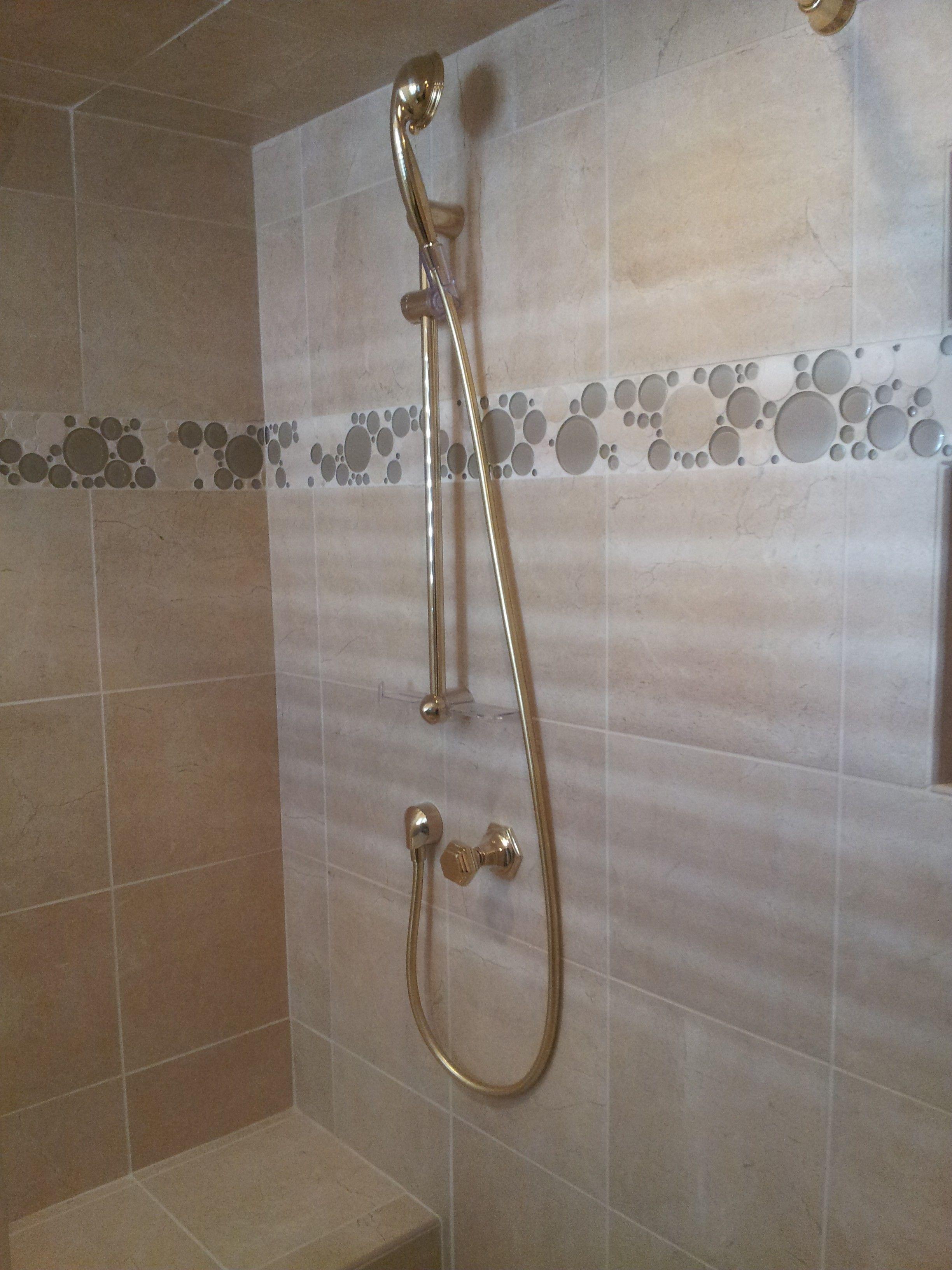 Artistic Tile Stone Bathroom Pictures Artistic Tile Bubble Glass