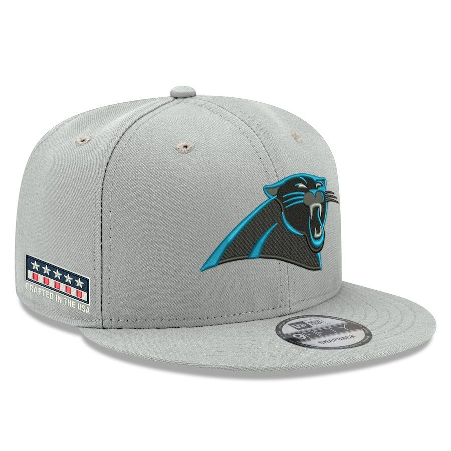 588d62bc761a2f ... switzerland mens carolina panthers new era gray crafted in the usa  9fifty adjustable hat your price