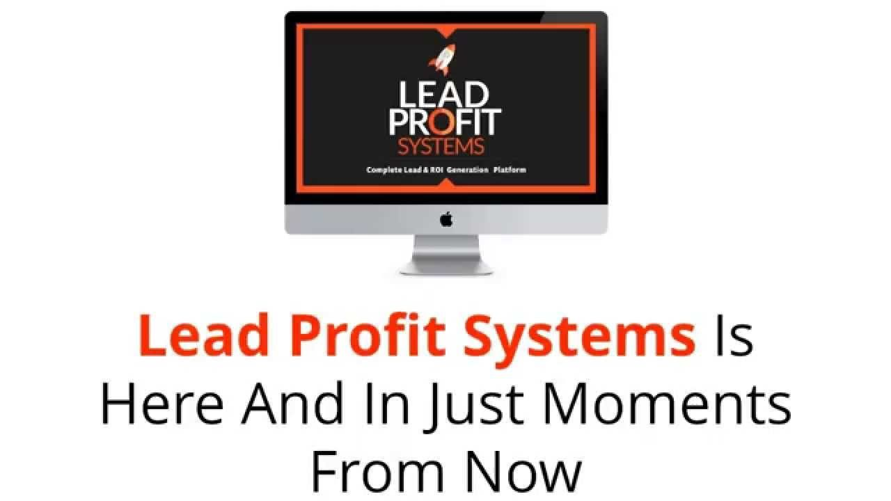 Lead Profit Systems - Revolutionary Lead Generation and Landing page bui...