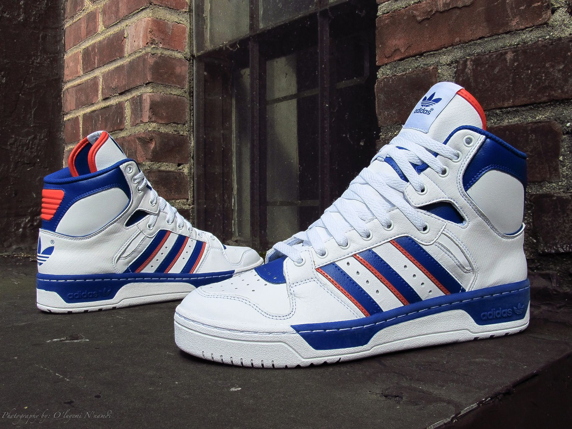 Adidas Conductor Hi Ewing. One of the best basketball shoes ever
