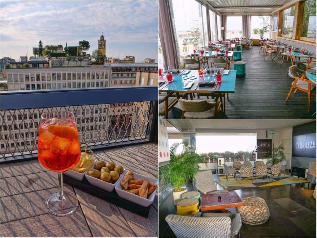 The 9 Best Rooftop Bars Outdoor Dining In Milan Al