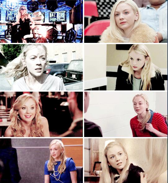 Emily Kinney in TV Shows 2009 - 2015