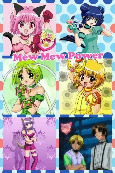 the gallery for gt mew mew power renee and elliot
