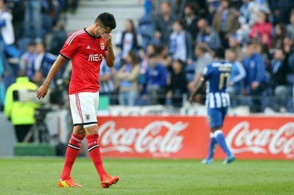 O Benfica vence o FC Porto no jogo da semi final da Taça da Liga disputado no Dragão. - 9 (© LUSA JOSÉ COELHO)