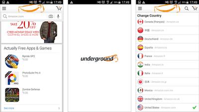 El trastero de IT: Amazon Underground, la evolución de la app de Amaz...
