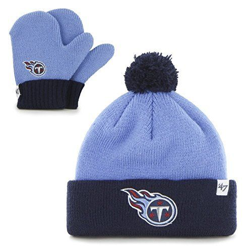 Tennessee Titans Baby Baby Beanie