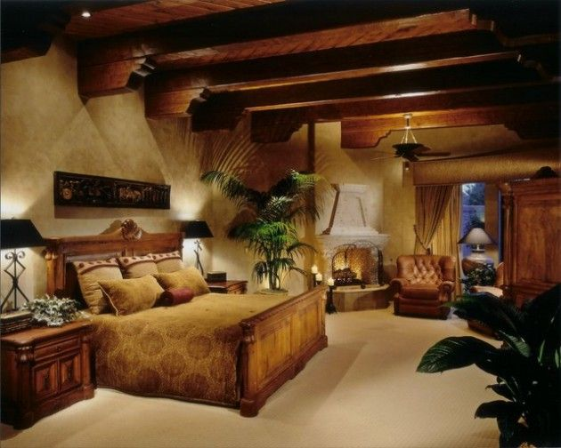 16 wunderbare mediterrane Schlafzimmerideen Produktdesign