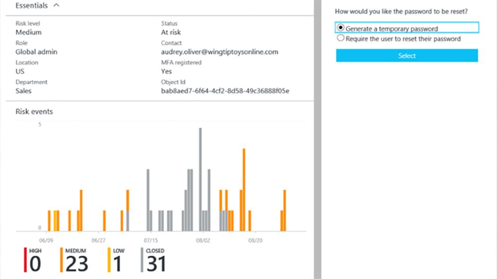 Microsoft Updates Azure AD Identity Protection with Audit History