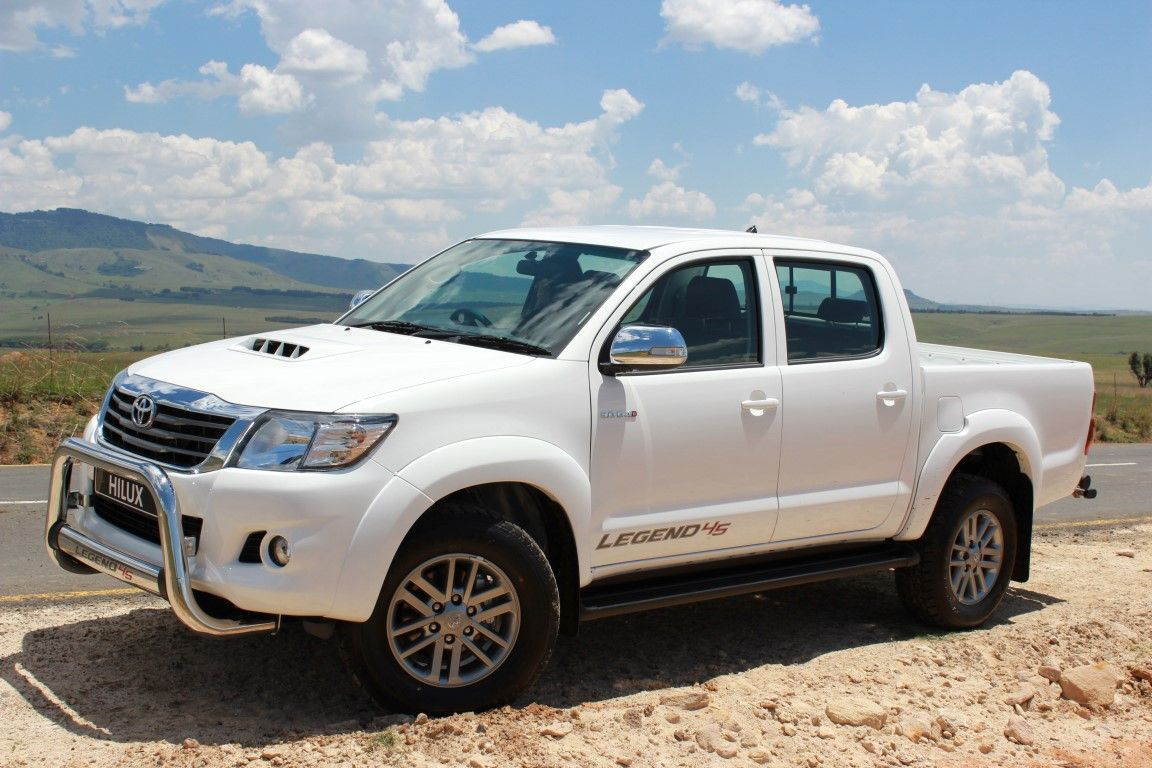 Only At Cmh Toyota Alberton Toyota Hilux 3 0d 4d Raised Body