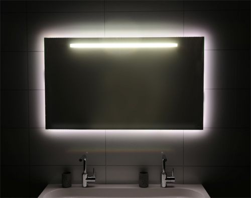 spiegelverlichting met led #badkamer - ♥ Living | Home decoration ...