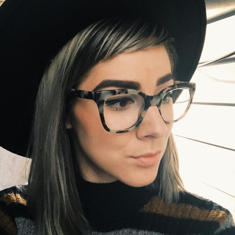 5557d3cd3f3 Medium Fashion Eyeglasses Frames - Jack   Norma in Snappy Womens Glasses  Frames