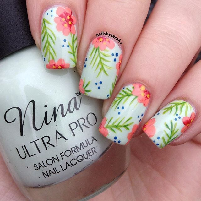 Summer nail art is the best way to celebrate the warm weather pin for later summer nail art is the best way to celebrate the warm weather prinsesfo Gallery