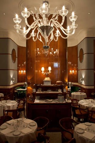 The Legendary Owners Of Cipriani Open A New Restaurant Downtown