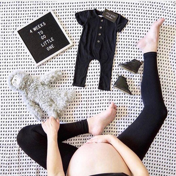 Der Countdown für das Baby läuft! So eine gute Auswahl an geschlechtsneutralen …   – Fotoideen
