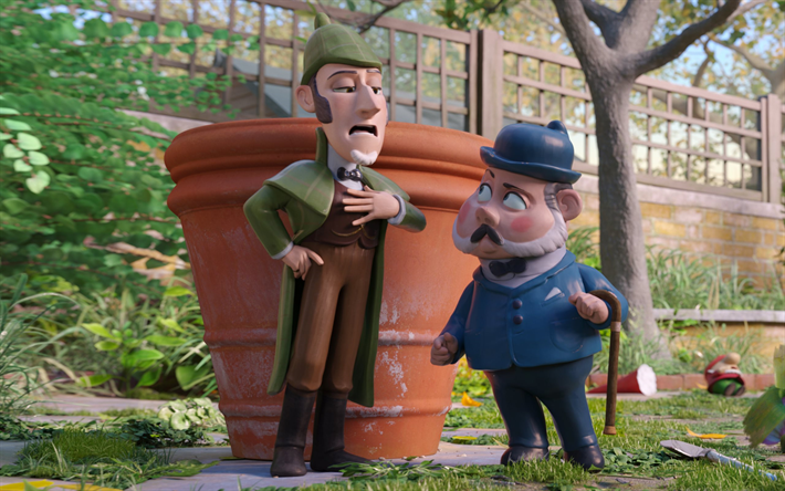 Watch Sherlock Gnomes Full-Movie Streaming